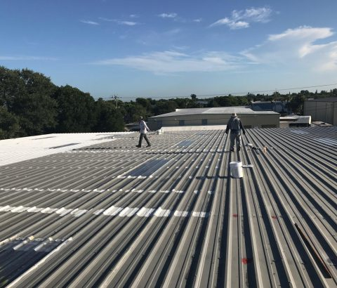 SEFL-Commercial-Roof-Project